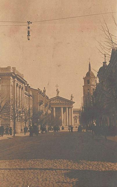 Cathedral and Bell Tower 1915 -1917
