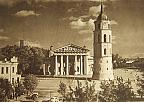 Cathedral and Bell Tower 1955