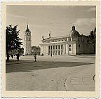 Cathedral and Bell Tower 1943