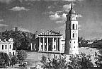 Cathedral and Bell Tower 1950